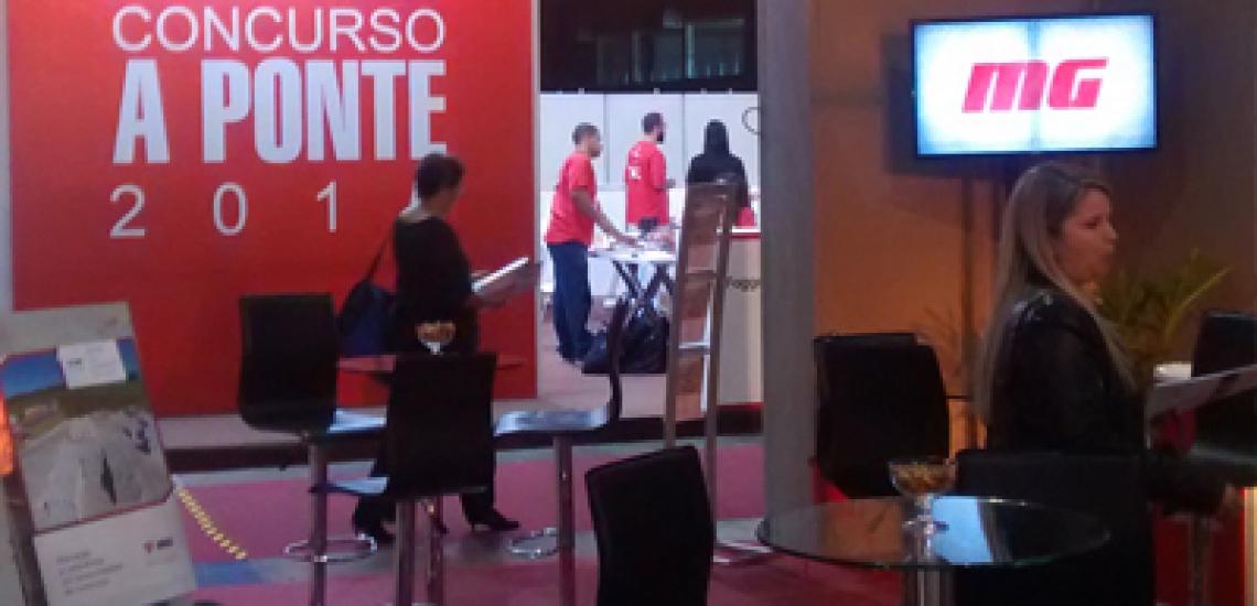 MG Premoldados marca presença na Minascon / Construir Minas 2015.